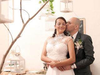 El matrimonio de Natalia y Alexander