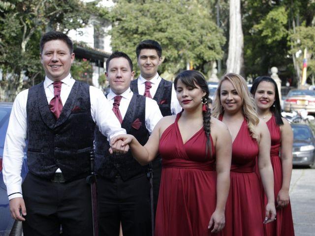El matrimonio de Ariadna  y Juan Sebastián  en Bogotá, Bogotá DC 10