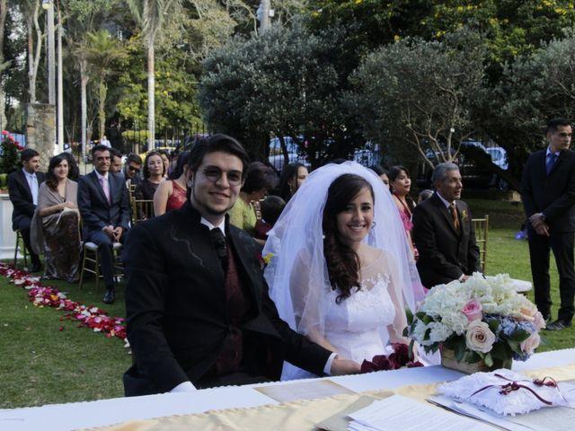 El matrimonio de Juan Sebastián  y Ariadna
