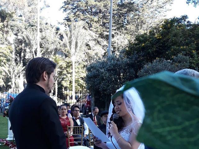 El matrimonio de Ariadna  y Juan Sebastián  en Bogotá, Bogotá DC 11