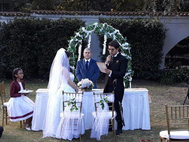El matrimonio de Ariadna  y Juan Sebastián  en Bogotá, Bogotá DC 12