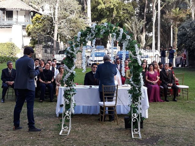 El matrimonio de Ariadna  y Juan Sebastián  en Bogotá, Bogotá DC 14