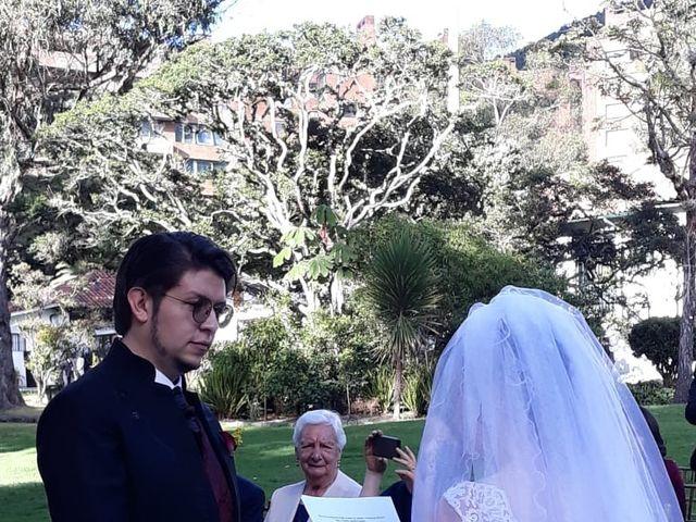 El matrimonio de Ariadna  y Juan Sebastián  en Bogotá, Bogotá DC 16