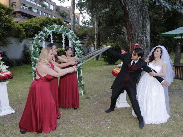El matrimonio de Ariadna  y Juan Sebastián  en Bogotá, Bogotá DC 24