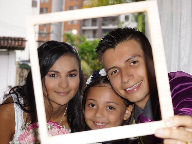 El matrimonio de Oscar  y Johanna  en Bogotá, Bogotá DC 8