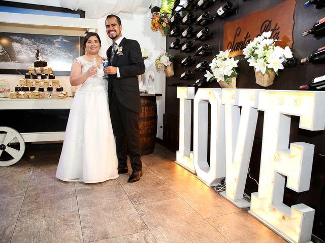 El matrimonio de Cristian y Ángela en Bogotá, Bogotá DC 18