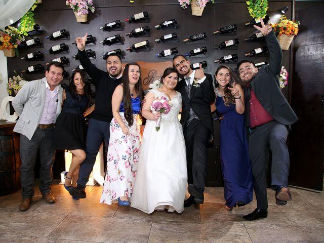 El matrimonio de Cristian y Ángela en Bogotá, Bogotá DC 19