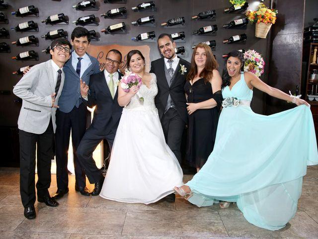 El matrimonio de Cristian y Ángela en Bogotá, Bogotá DC 20