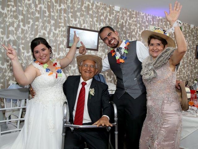 El matrimonio de Cristian y Ángela en Bogotá, Bogotá DC 22