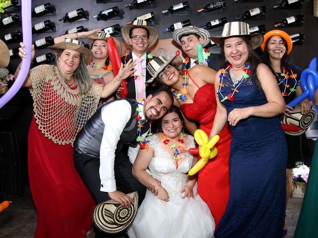 El matrimonio de Cristian y Ángela en Bogotá, Bogotá DC 24