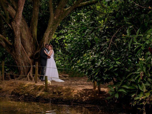 El matrimonio de Yuliana y Juan