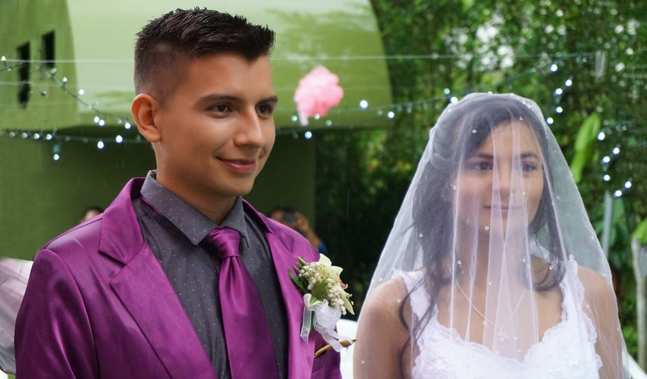El matrimonio de Oscar  y Johanna  en Bogotá, Bogotá DC