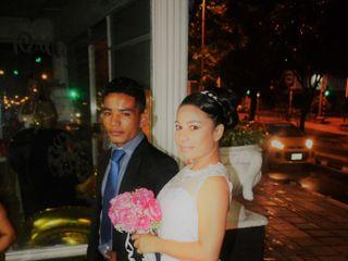 El matrimonio de Jesus Venegas y Sandra Castillo 2