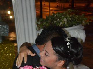 El matrimonio de Jesus Venegas y Sandra Castillo 3