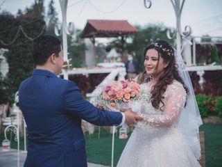 El matrimonio de Alejandro y Wendy 1