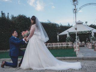 El matrimonio de Alejandro y Wendy 2