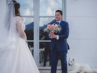 El matrimonio de Alejandro y Wendy 3