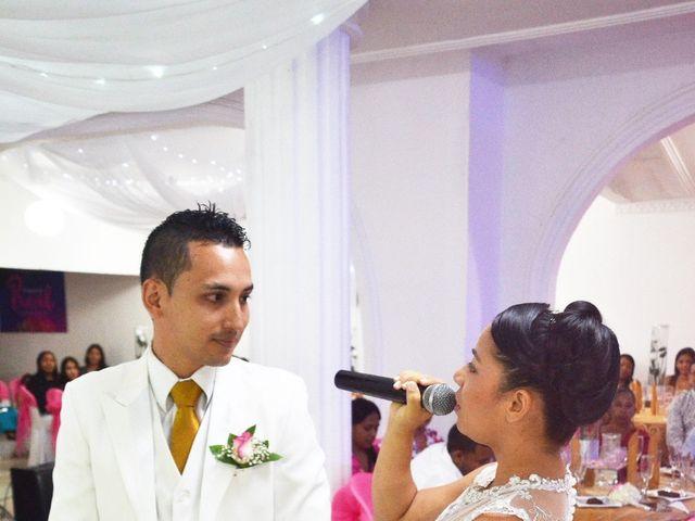 El matrimonio de Sandra Castillo y Jesus Venegas en Barranquilla, Atlántico 13