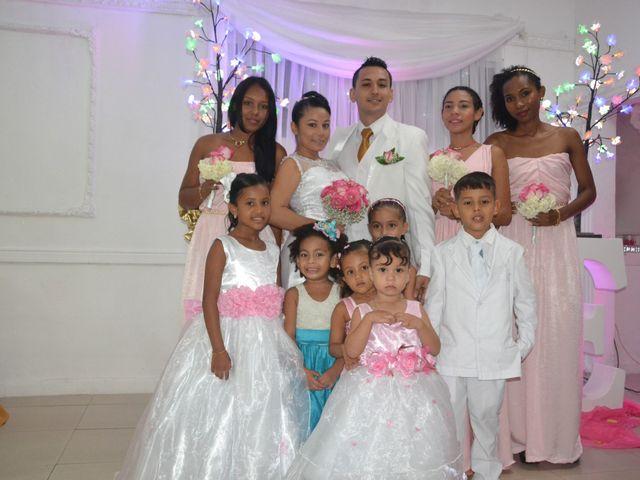 El matrimonio de Sandra Castillo y Jesus Venegas en Barranquilla, Atlántico 18