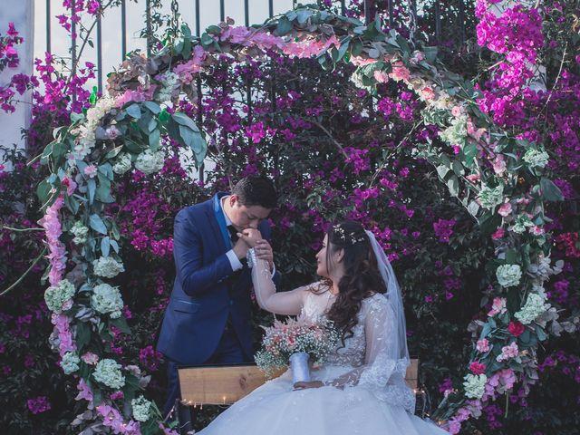 El matrimonio de Wendy y Alejandro en Cota, Cundinamarca 21