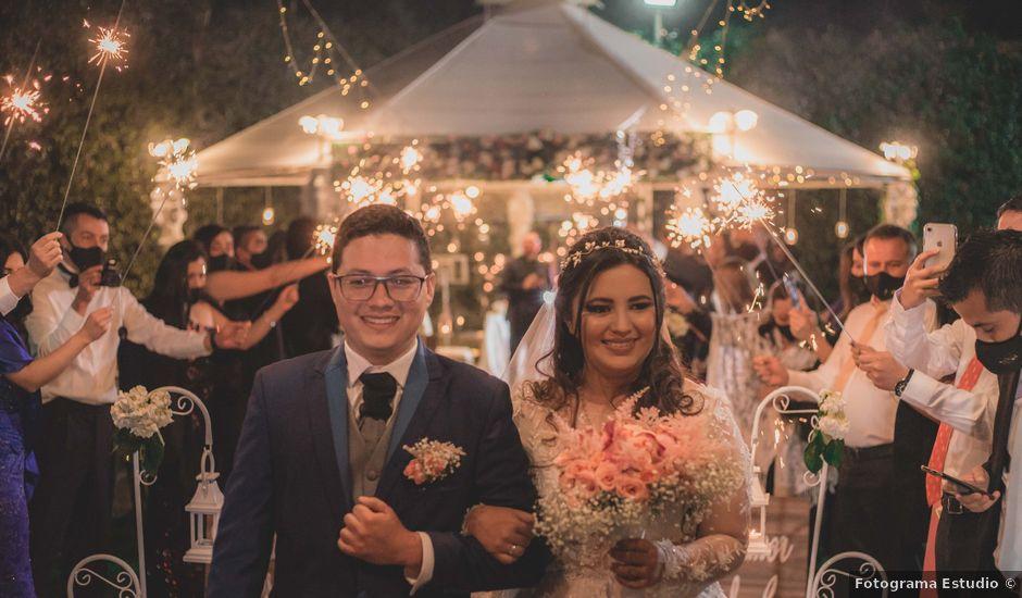 El matrimonio de Wendy y Alejandro en Cota, Cundinamarca