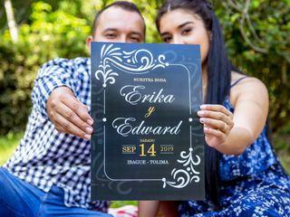 El matrimonio de Erika y Edward 2