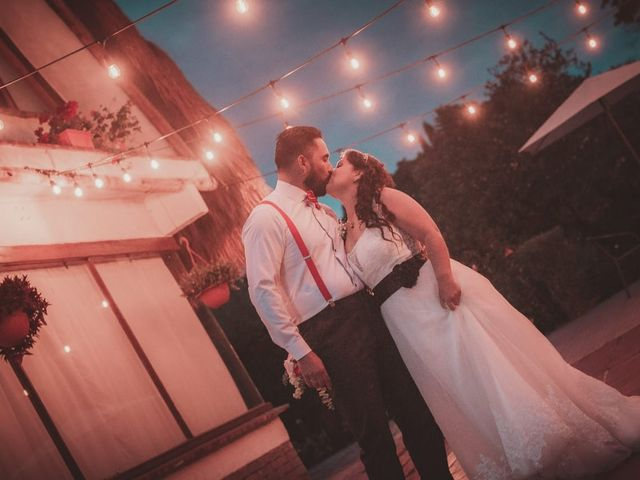 El matrimonio de Eliana y Gonzalo
