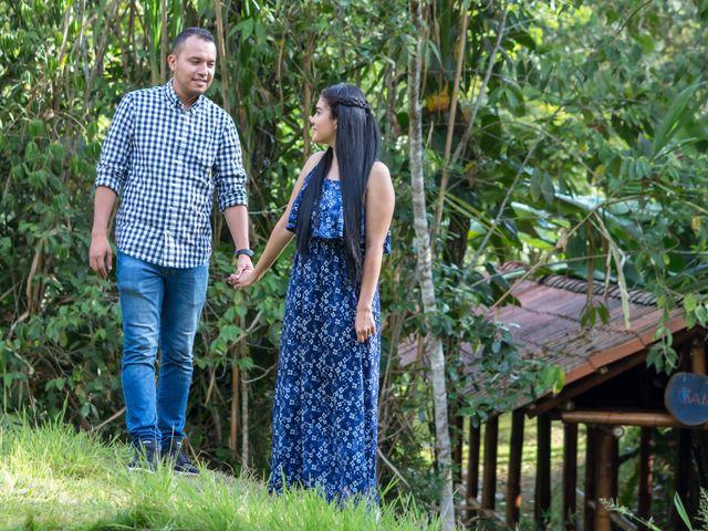 El matrimonio de Edward y Erika en Ibagué, Tolima 5
