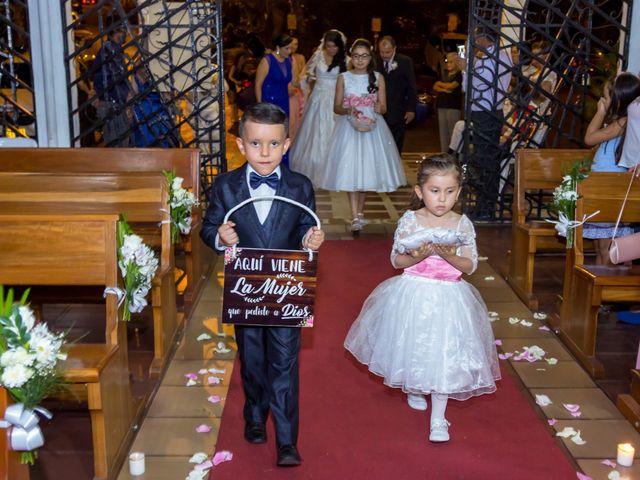El matrimonio de Edward y Erika en Ibagué, Tolima 22
