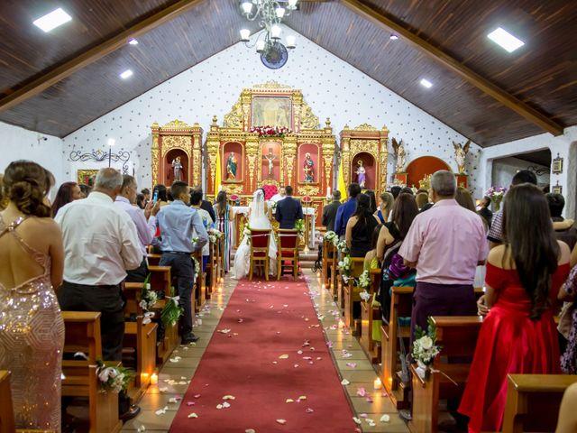 El matrimonio de Edward y Erika en Ibagué, Tolima 24