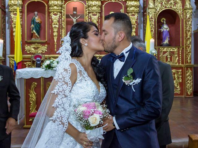 El matrimonio de Edward y Erika en Ibagué, Tolima 1