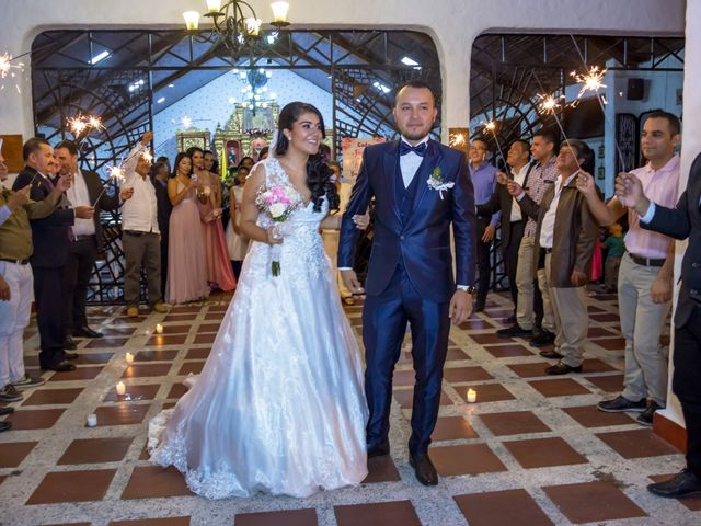 El matrimonio de Edward y Erika en Ibagué, Tolima 26