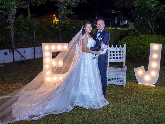 El matrimonio de Edward y Erika en Ibagué, Tolima 29