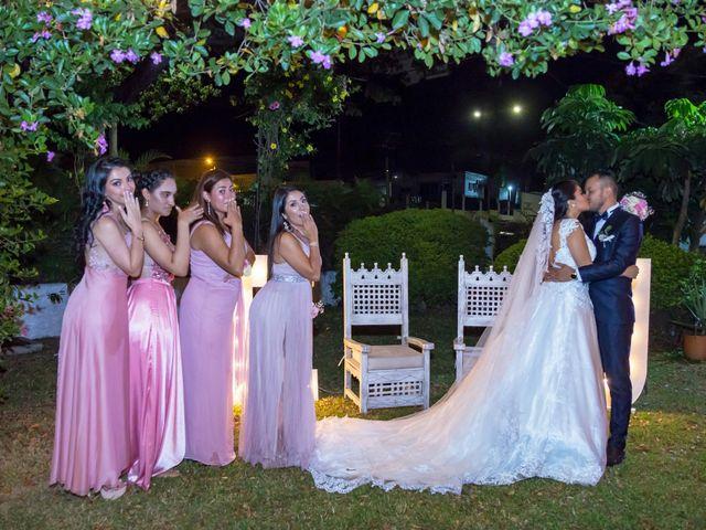 El matrimonio de Edward y Erika en Ibagué, Tolima 36