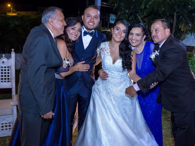 El matrimonio de Edward y Erika en Ibagué, Tolima 40