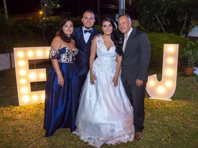 El matrimonio de Edward y Erika en Ibagué, Tolima 41