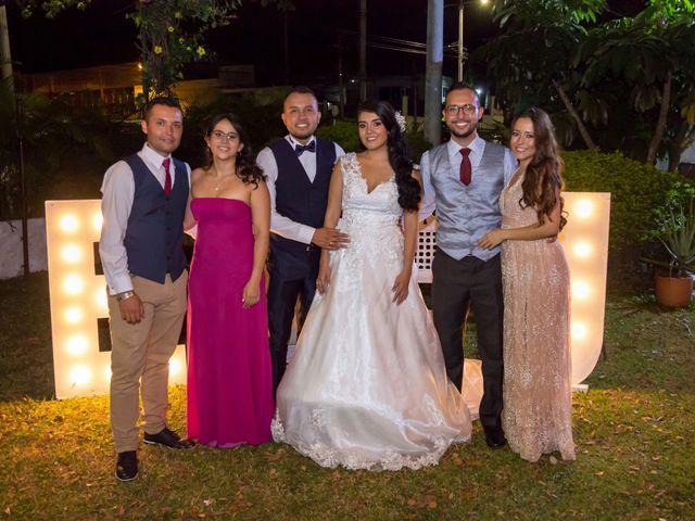 El matrimonio de Edward y Erika en Ibagué, Tolima 45
