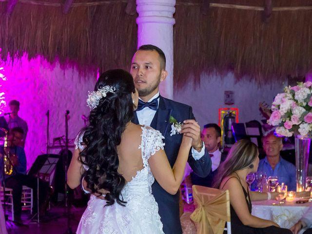 El matrimonio de Edward y Erika en Ibagué, Tolima 48