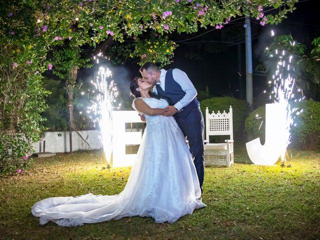 El matrimonio de Edward y Erika en Ibagué, Tolima 52