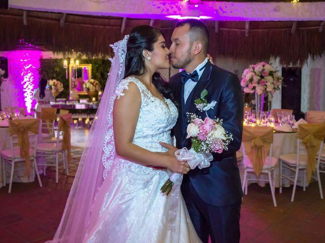 El matrimonio de Erika y Edward