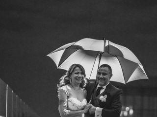 El matrimonio de Omar y Monica 2