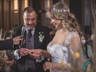 El matrimonio de Omar y Monica