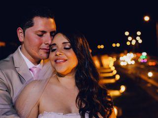 El matrimonio de Marina y Jose