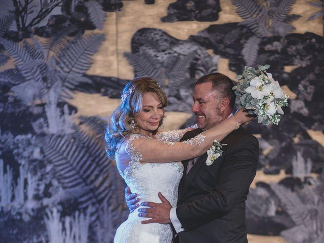 El matrimonio de Mónica y Omar en Bogotá, Bogotá DC 18
