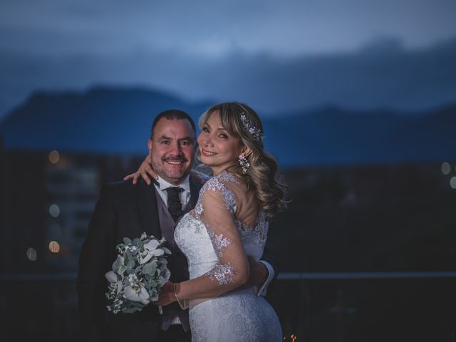 El matrimonio de Mónica y Omar en Bogotá, Bogotá DC 24