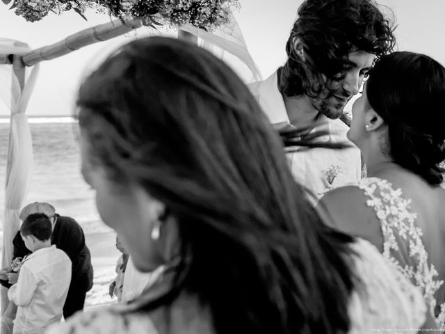 El matrimonio de Dario y Biviana en San Andrés, Archipiélago de San Andrés 31