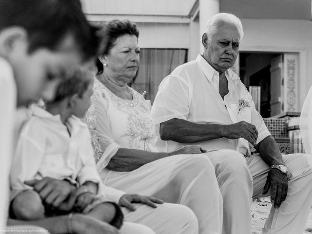 El matrimonio de Dario y Biviana en San Andrés, Archipiélago de San Andrés 35