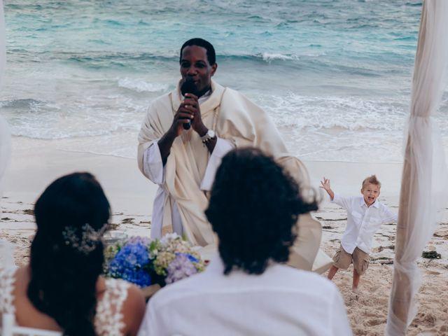 El matrimonio de Dario y Biviana en San Andrés, Archipiélago de San Andrés 39