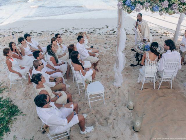 El matrimonio de Dario y Biviana en San Andrés, Archipiélago de San Andrés 41