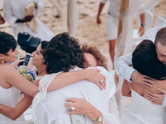 El matrimonio de Dario y Biviana en San Andrés, Archipiélago de San Andrés 49